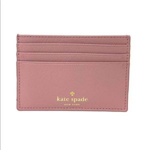 kate spade Accessories - Kate Spade Greta Court Graham Dusty Pink NWT